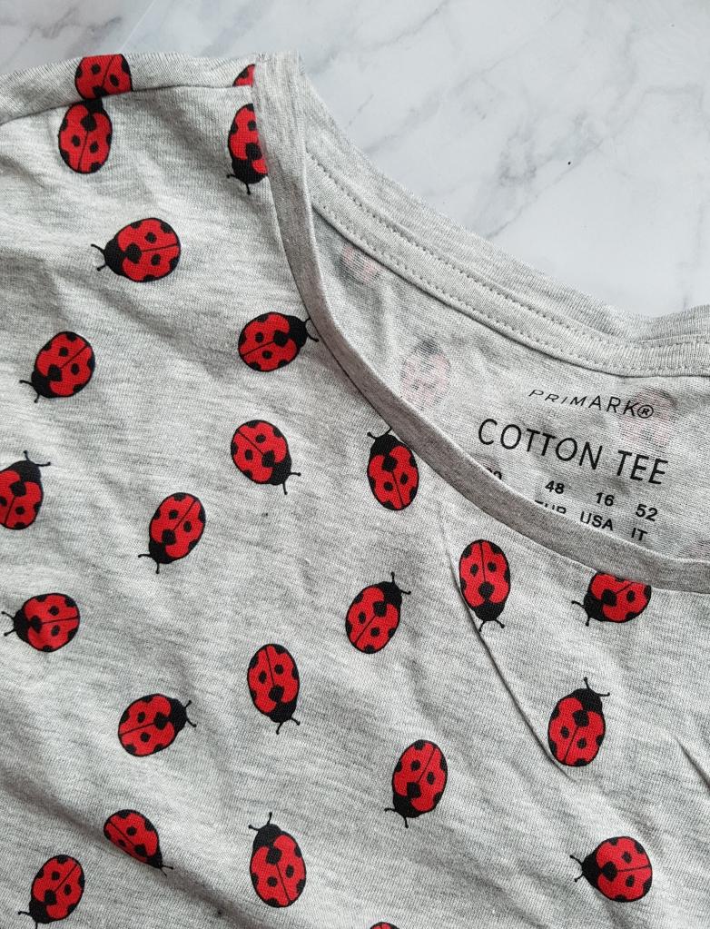 ladybird t shirt