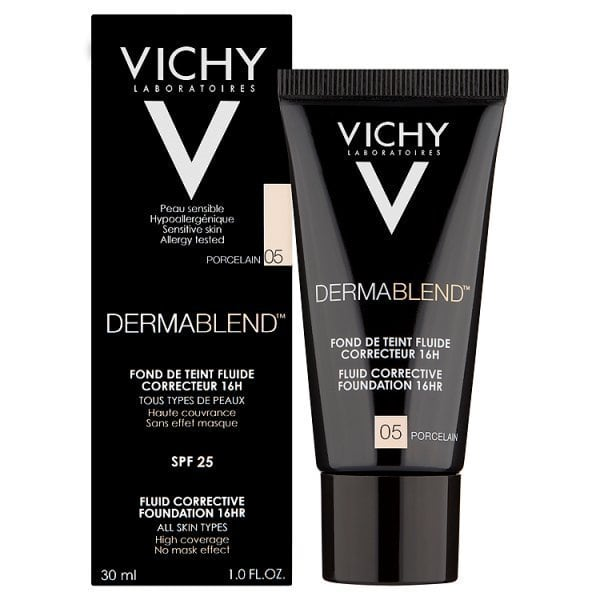 Vichy Dermablend foundation review