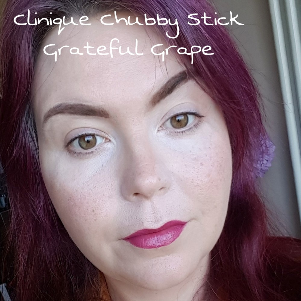 Clinque chubby stick grateful grape