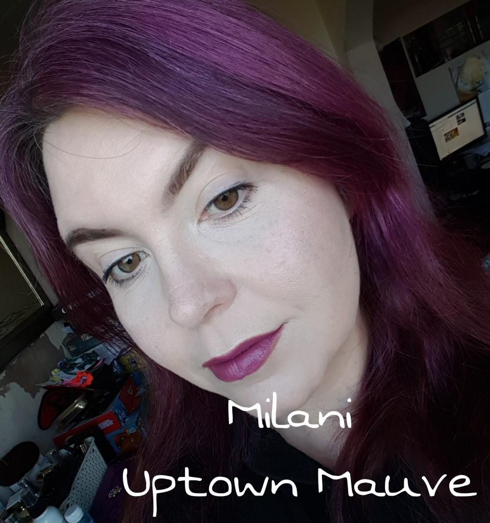 Milani Uptown Mauve