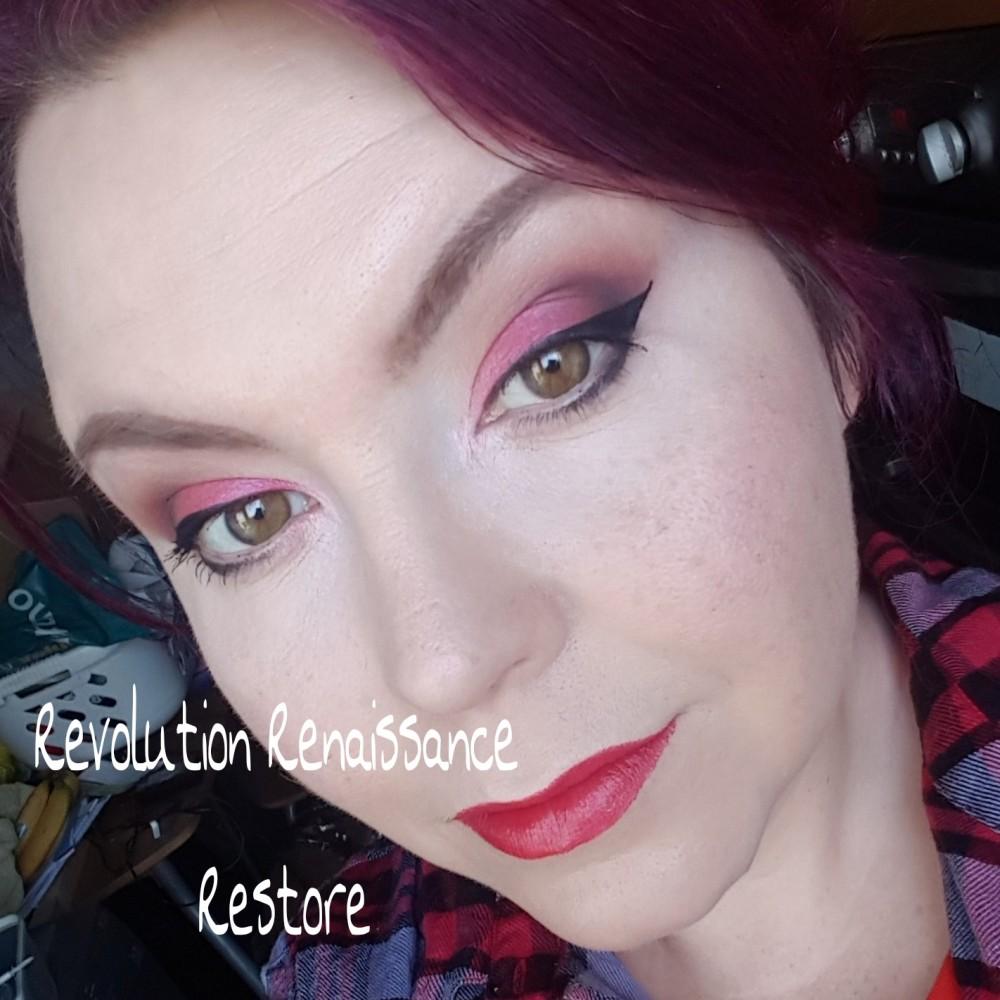 revolution renaissance lipstick restore