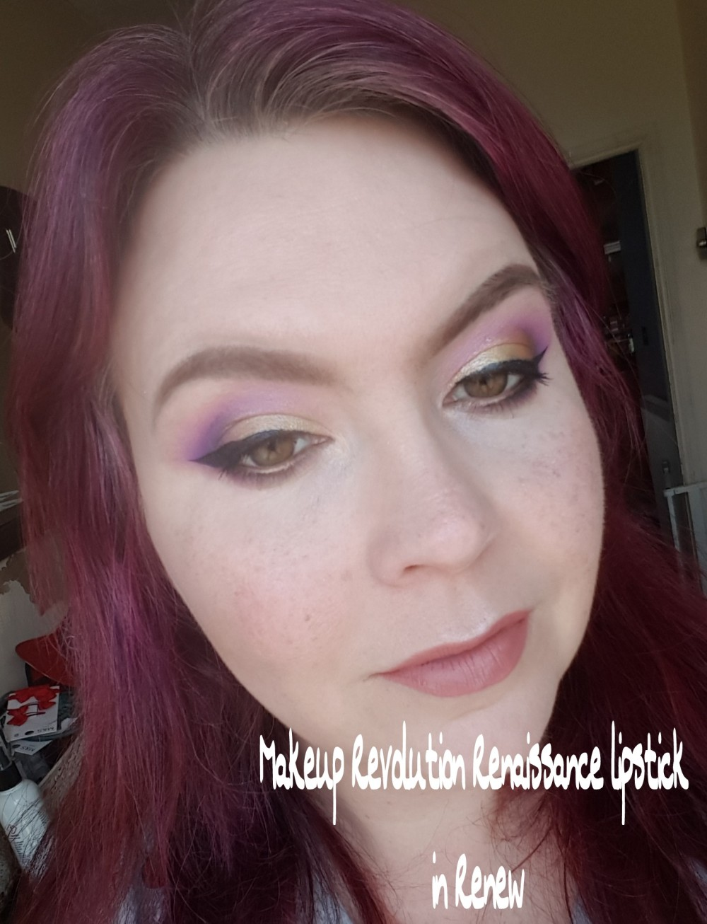 Revolution renaissance lipstick Renew