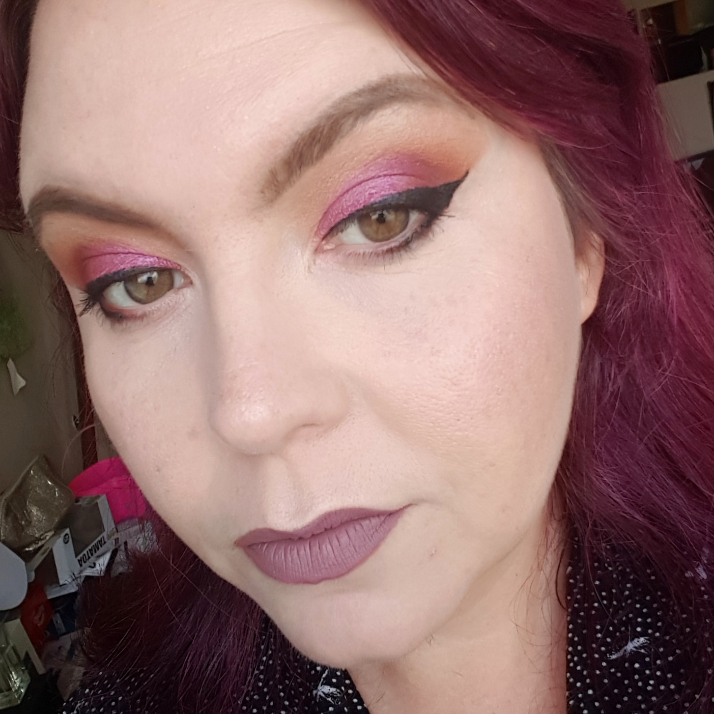 born to run palette makeup looks